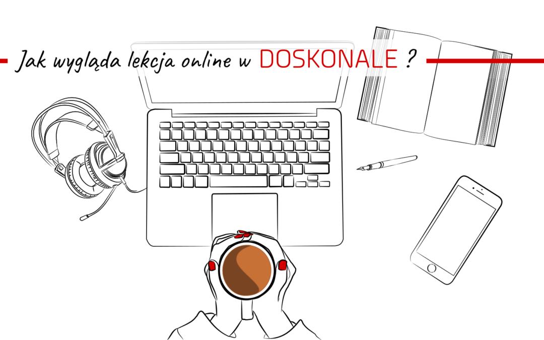 Jak wygląda lekcja języka polskiego online?